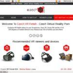 Czech VR Fetish Free Hd Porn