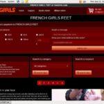 FRENCH GIRLS FEET Passcode