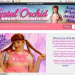 Krystal Orchid Discount (up To 70%)