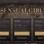 Sensual Girl Logins 2018