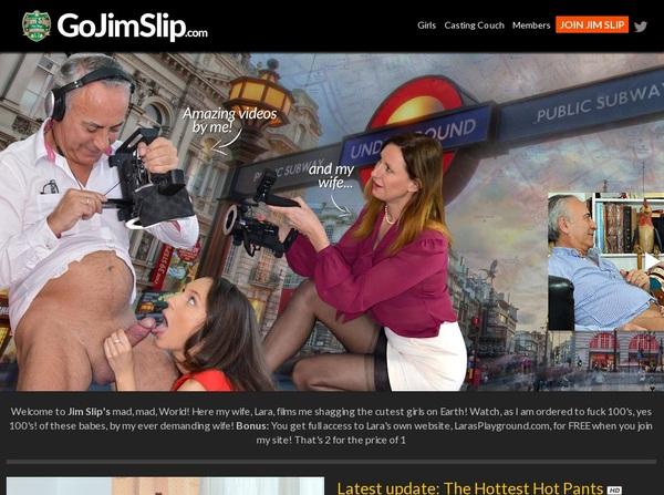 Go Jim Slip Verotel Discount