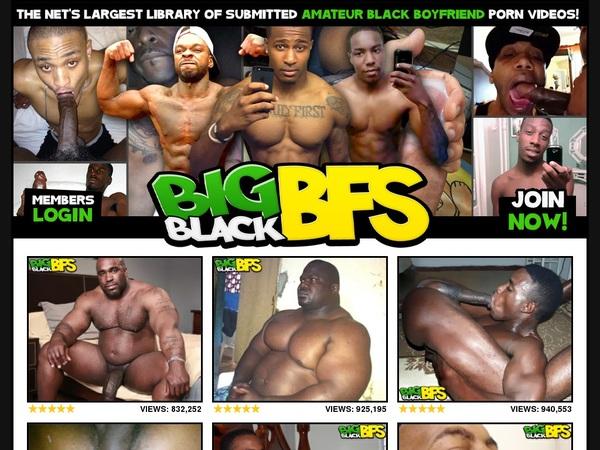 Big Black BFs Trial Membership $1