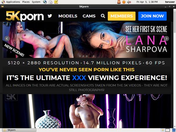 Free 5K Porn Movie