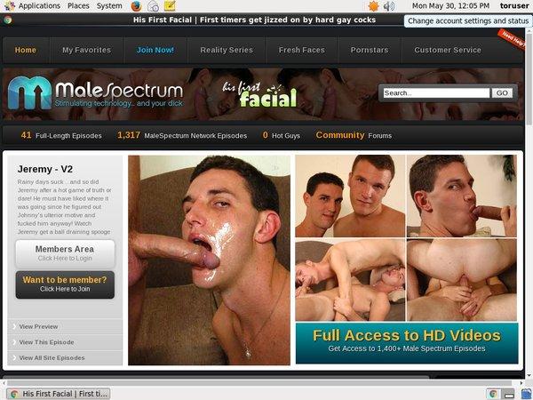 Freehisfirstfacial.com