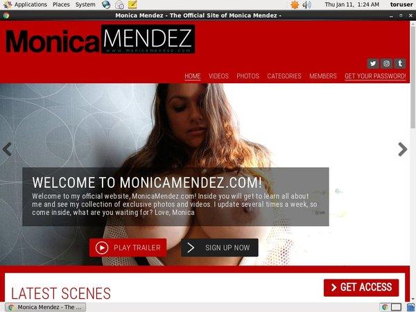 Monica Mendez Pw