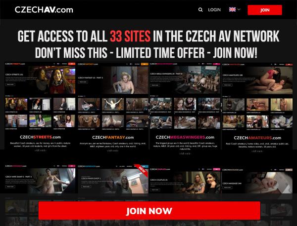 Czechav Free Trial Join