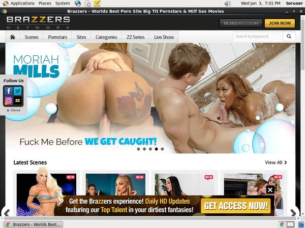 Brazzers Network Buy Trial