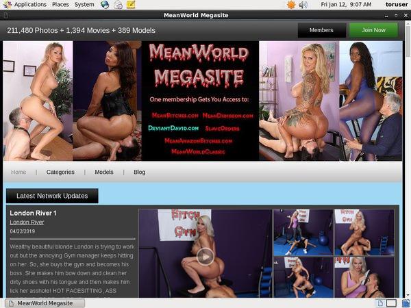 MegaSite World Mean Sex