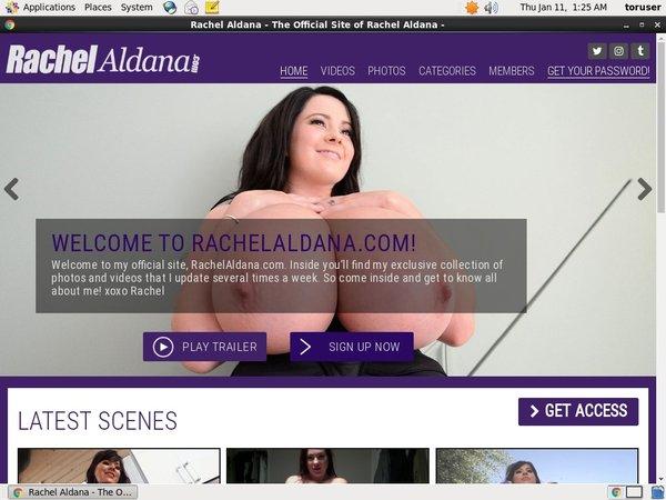 Promo Code Rachel Aldana