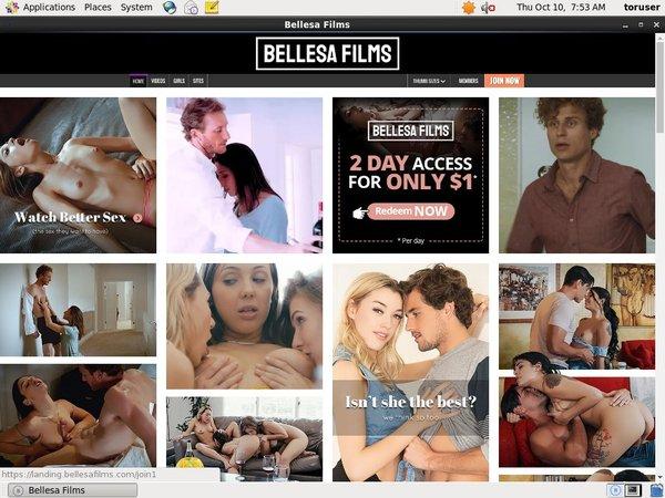 Bellesafilms Member Password