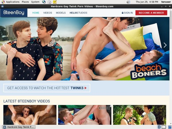 Get 8 Teen Boy Discount Deal