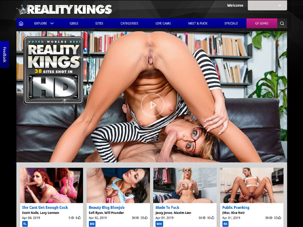 Free Realitykings Movies