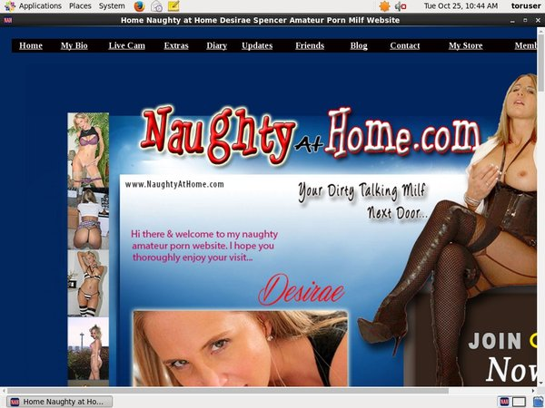 Home At Naughty Promo Code