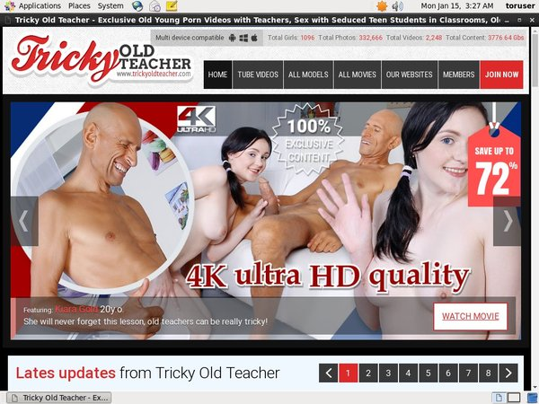 Discount Tricky Old Teacher Sign Up